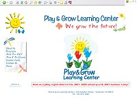 Play & Grow Learning Center