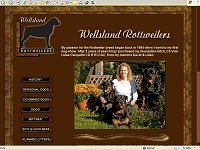 Wellaland Rottweilers